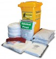 Spill kit - oil and fuel outdoor high performance 120L